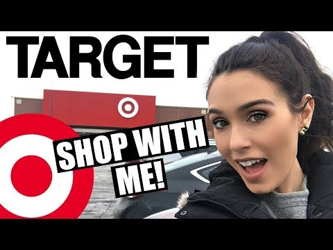 COME SHOPPING WITH ME AT TARGET!