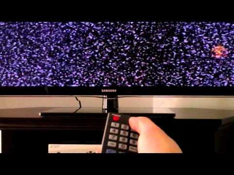 How to Setup Samsung Smart TV Review pt2
