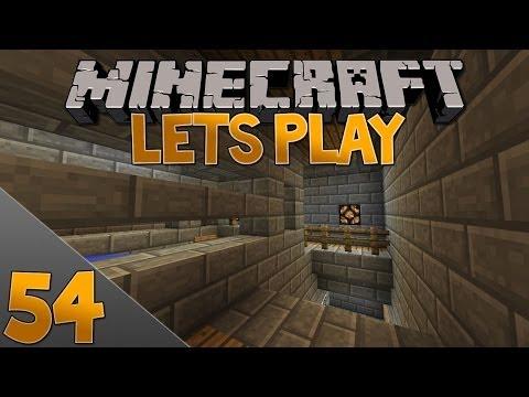 Nyalon Plays Minecraft Episode 54: Skeleton Attack!