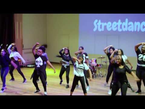 Streetdance - Dartford Grammar School Talent Show 2016