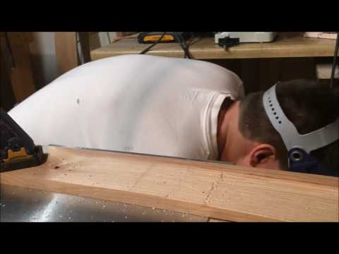 Cutting Sheet Aluminum with a circular saw
