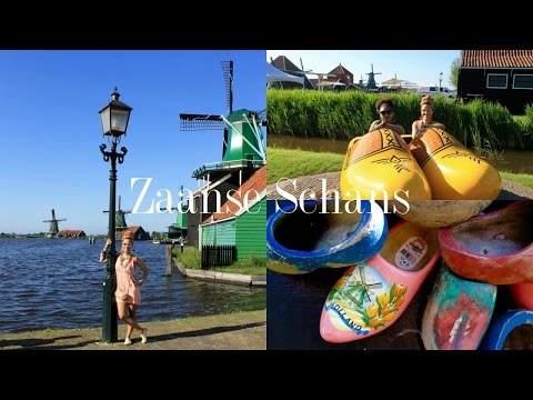 Visit Zaanse Schans, Holland's Most Popular Attraction | #traveltuesday #letsgodutch