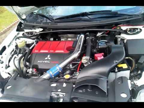 13.06 second Mitsubishi Lancer Ralliart - cheap mods