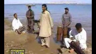 Balochi song by Khalil Shorabi (Dil e darbara)