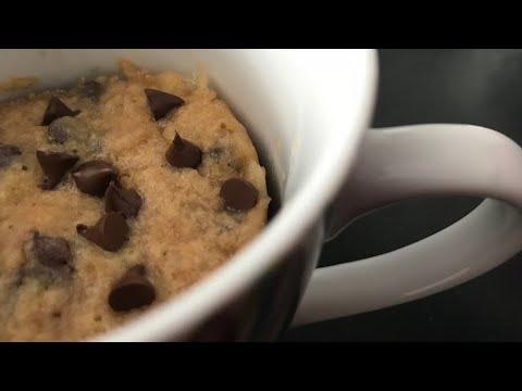 Choco chip mug cake | No baking powder | How to make choco chip mug cake in 2 mins