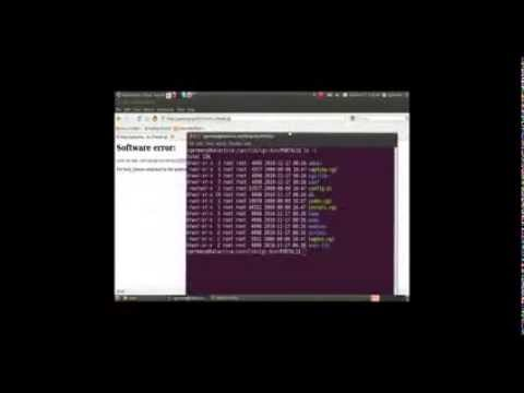 Setting Up and Configuring a PERL Portal and Chatroom in Ubunt