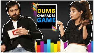 Why Cheat India Movie Starcast Emraan Hashmi & Shreya Dhanwanthary Played Fun Filled Dum Charades
