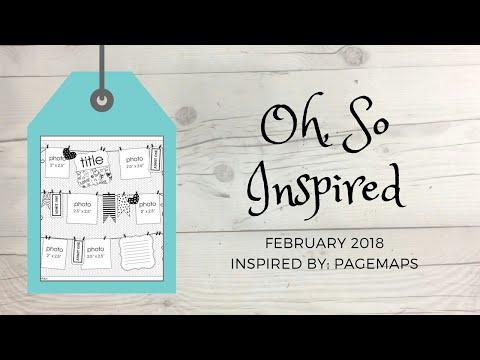February 2018 Oh So Inspired Collab