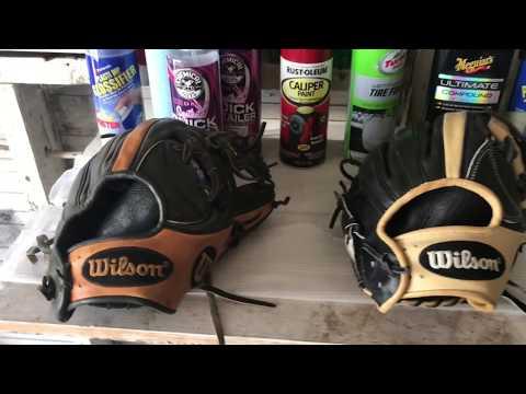 Relacing 2 Wilson a2k's part 1