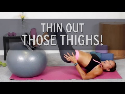 Thigh Burner: How To Lose Fat In Your Thighs