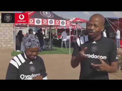 Vodacom #BucsGetReady Pimp My House - Livestream