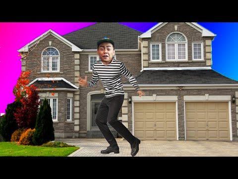 I Robbed A House..