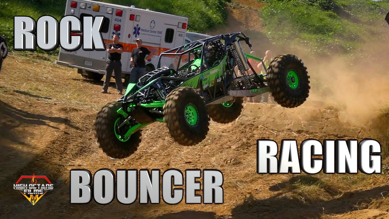 THE BEST ROCK BOUNCER RACE COVERAGE TO DATE! SRRS RD 3 BIKINI BOTTOMS THE WALL & FABLE HILL