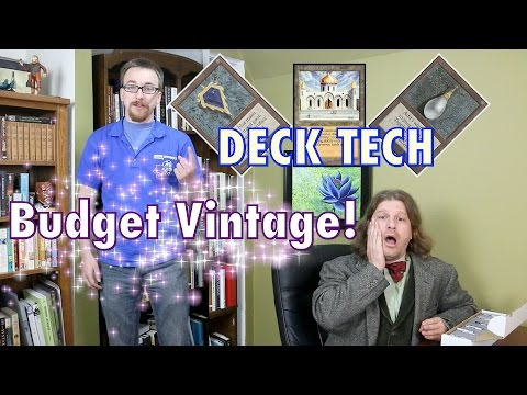 MTG - Budget Vintage! The Cheap Way To Play The Most Expensive Format of Magic: The Gathering!