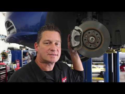 Dodge Dart Brake Caliper Noise
