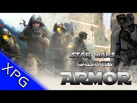 Star Wars Galaxies Emulator  Armor Guide