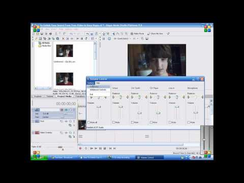 How To Enable Stereo Mix For Recording (Windows XP)