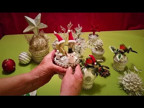 Christmas Craft Ideas .. Easy to make .. Diy