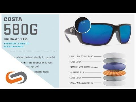 Costa Polarized Prescription Sunglasses | SportRx