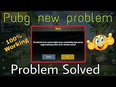 Fix ping -