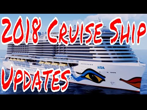 2018 Cruise Ship Vacations Deals News Updates Trends Aida Orders New Ship Powered by Liquid Nat Gas