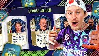 LA LIGA DRAFT BATTLE VS BATESON! THE FULL LA LIGA DRAFT CHALLENGE! FIFA 18 ULTIMATE TEAM
