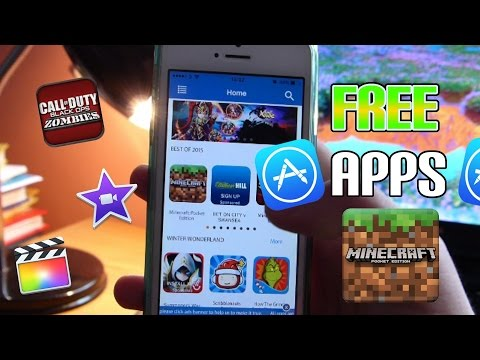 PAID Apps/Games For Free New Method No JAILBREAK iOS 9.0-9.2
