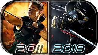 Download EVOLUTION of HAWKEYE / RONIN in MCU Movies (2011-2019 Avengers Endgame Hawkeye transforms into Ronin Video