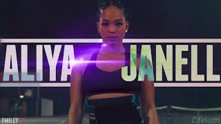 Training for Tour | Aliya Janell | Song: Queen Bounce by B Simone & Dodad | Queens N Lettos