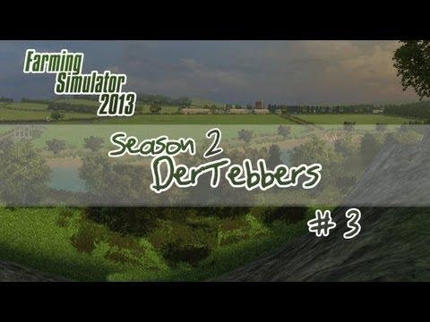 Farming Simulator 2013 - S2E3 Part 1 - Harvesting Hay