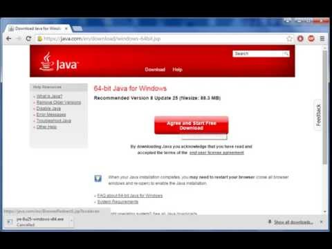 How to download latest java software