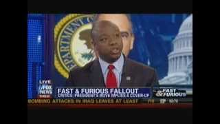 Congressman Scott on Fast and Furious and Executive Privilege