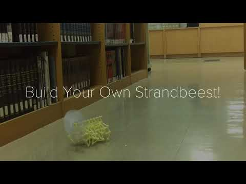 Build Your Own Strandbeest!