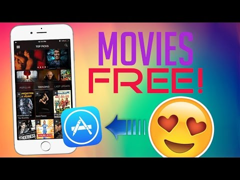 Watch Movies FREE in HD 2016 (*NEW METHOD*) on iPhone, iPad, iPod (NO JAILBREAK) iOS 10 & iOS 9