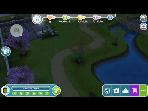 The Sims Freeplay - GHOST FLUSTERED - THE LAST PART