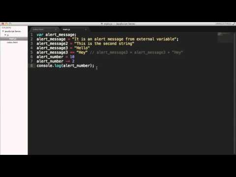 Printing to Console in Javascript