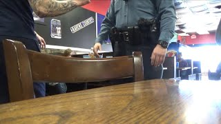 Download COPS SHOW UP TO A FOOD CHALLENGE?!? I GOT SCREWED OVER ON A FOOD CHALLENGE Video