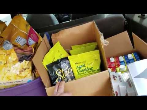 Taking donations to 180 Place and we head back to the diabetes dumpster to find even more!!