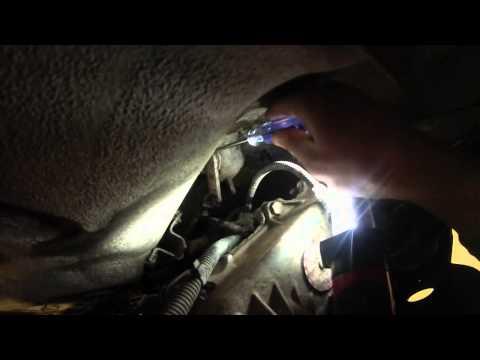 Jeep TJ transfer case adjustment