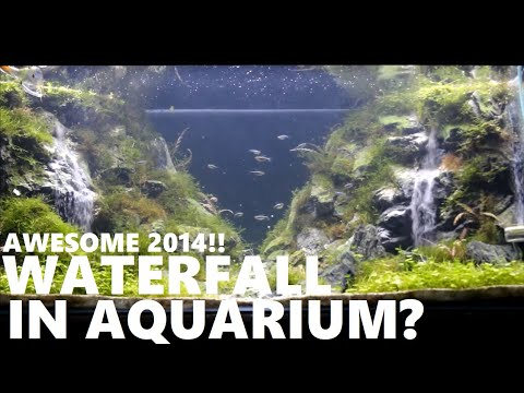 My Waterfall Aquarium