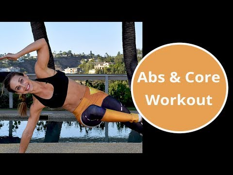 Abs Workout - Ab Workout At Home - Lose Stomach Fat Fast - Lose Belly Fat