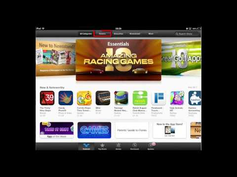 How to Download Games to iPad