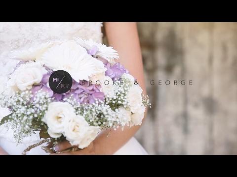 Rustic barn wedding [Ohio Wedding Videographer]