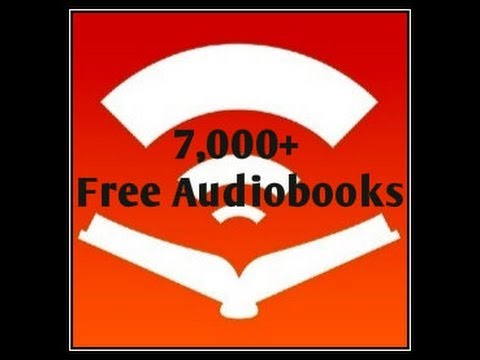 Free Audiobooks | Audiobooks 7000 iPhone App Review and Demo