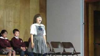 Speech Contest -- excerpt from Susan B. Anthony