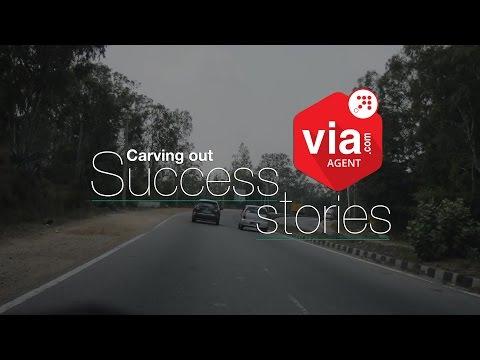 Travel Agent Success Story - Via.com