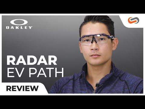 Tyler Adkison Wears Oakley Radar EV Path | SportRx.com
