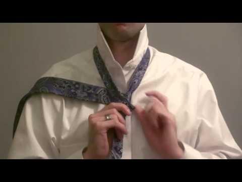 How to tie a tie Hindi version एक टाई टाई करने के लिए कैसे