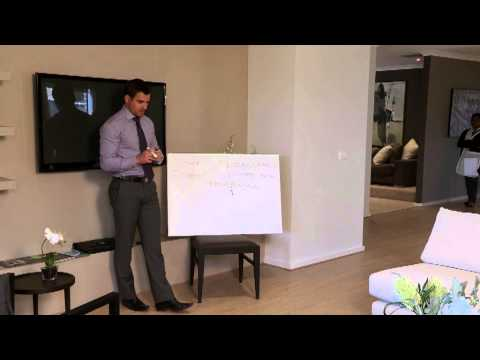Livingston Dream Home Expo - First Home Buyers Guide to Finance (Eight Homes)