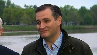 Ted Cruz laughs off Obama